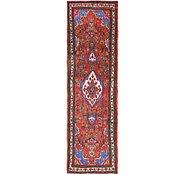 Link to 2' 7 x 9' Hamedan Persian Runner Rug