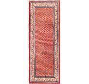 Link to 3' 8 x 10' Farahan Persian Runner Rug