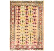 Link to 4' x 6' Bokhara Oriental Rug
