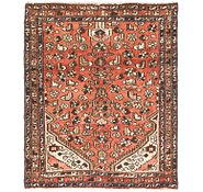 Link to 3' 6 x 4' 3 Hamedan Persian Rug