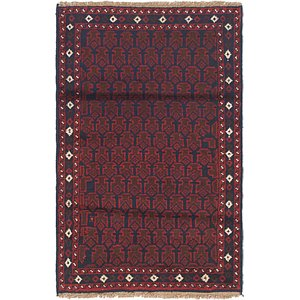 Link to 3' x 4' 8 Balouch Persian Rug item page