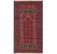Link to Unique Loom 2' 9 x 5' Balouch Persian Rug