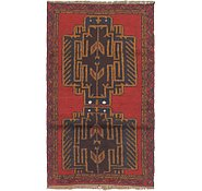Link to 80cm x 140cm Balouch Persian Rug