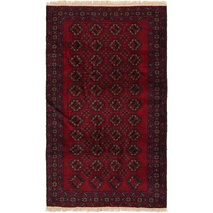 Link to 85cm x 145cm Balouch Persian Rug item page