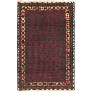Link to 2' 10 x 4' 7 Balouch Persian Rug item page