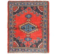 Link to 3' 6 x 4' 5 Viss Persian Rug