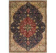 Link to 7' 5 x 10' 5 Tabriz Persian Rug