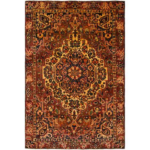 HandKnotted 6' 5 x 9' 7 Bakhtiar Persian Rug