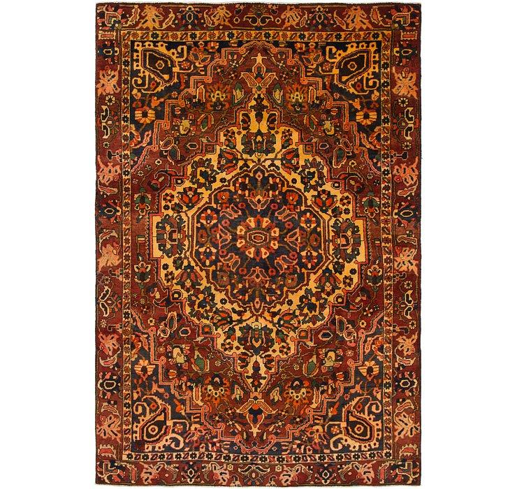6' 5 x 9' 7 Bakhtiar Persian Rug