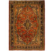 Link to 7' x 9' 10 Hamedan Persian Rug