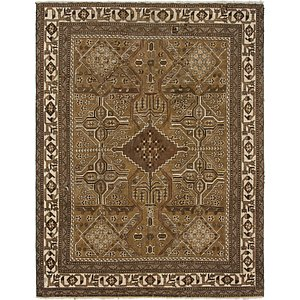 Link to 220cm x 292cm Ferdos Persian Rug item page