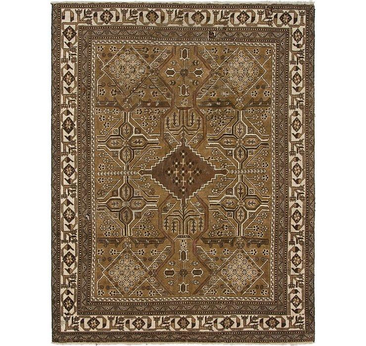 7' 3 x 9' 7 Ferdos Persian Rug