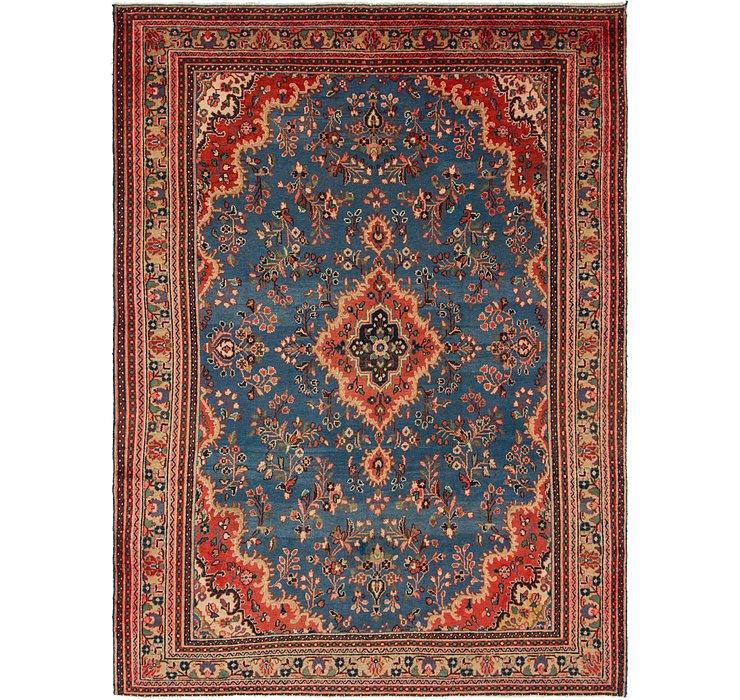 8' 5 x 11' 6 Shahrbaft Persian Rug