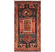 Link to 4' x 8' Zanjan Persian Runner Rug