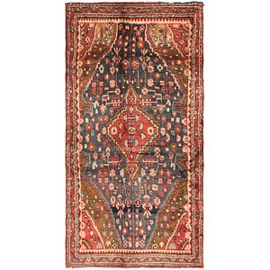 Link to 4' x 8' Hamedan Persian Runner... item page