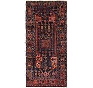 Link to 4' 2 x 9' Zanjan Persian Runner Rug