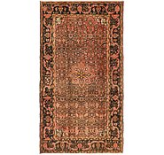 Link to 4' 7 x 8' 7 Hossainabad Persian Rug
