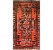 Link to 4' 2 x 8' Hamedan Persian Rug
