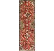 Link to 2' 6 x 9' Hamedan Persian Runner Rug