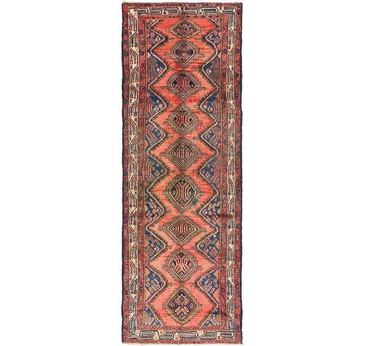 3' 6 x 10' Chenar Persian Runner Rug