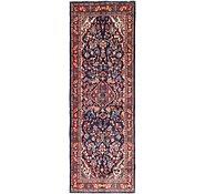 Link to 3' 7 x 11' Farahan Persian Runner Rug