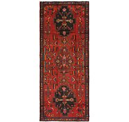 Link to 4' 3 x 10' 10 Hamedan Persian Runner Rug