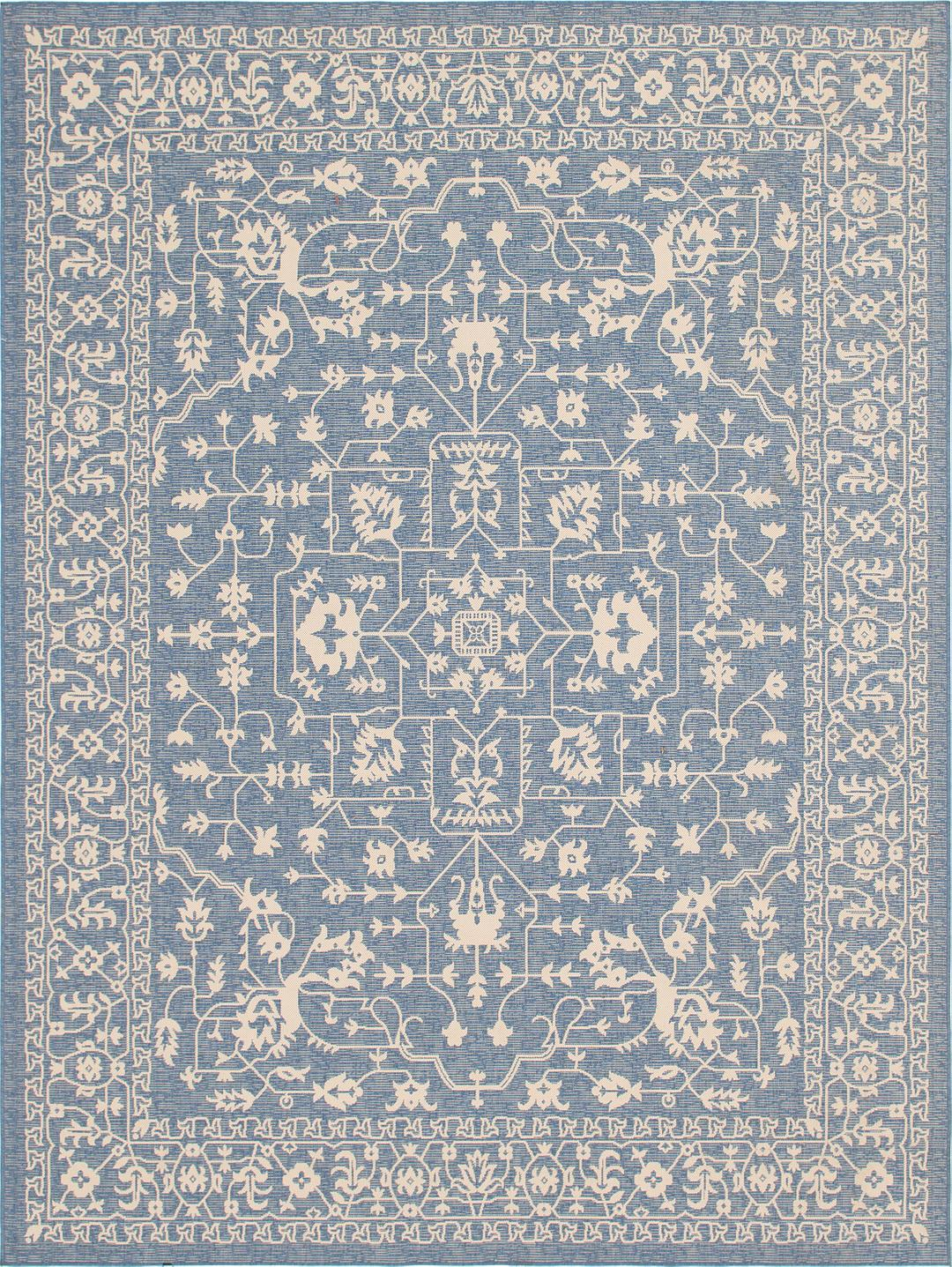 Blue 9 X 12 Outdoor Rug Area Rugs Rugs Com