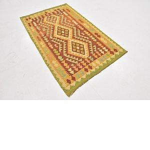 Link to 90cm x 152cm Kilim Waziri Rug item page