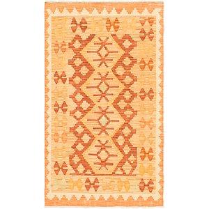 Link to 2' 9 x 4' 10 Kilim Waziri Rug item page