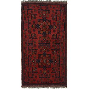 Link to 1' 9 x 3' 3 Khal Mohammadi Rug item page