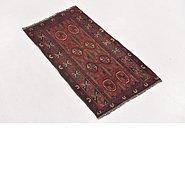 Link to 1' 8 x 3' 3 Khal Mohammadi Rug