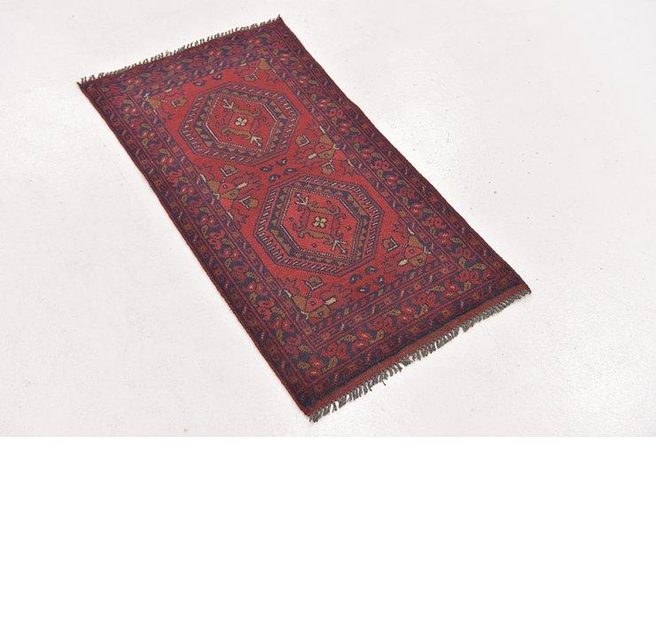 1' 9 x 3' 5 Khal Mohammadi Rug