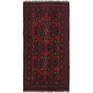 Link to 53cm x 100cm Khal Mohammadi Rug item page