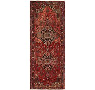 Link to 112cm x 287cm Hamedan Persian Runner Rug