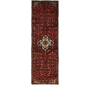 Link to 2' 8 x 8' 9 Hamedan Persian Runner Rug
