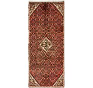 Link to 3' 6 x 8' 5 Hossainabad Persian Runner Rug