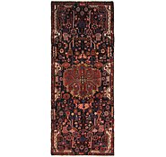 Link to 4' x 9' 5 Nahavand Persian Runner Rug