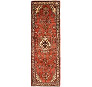 Link to 3' 9 x 11' Shahrbaft Persian Runner Rug