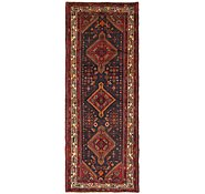 Link to 3' 6 x 9' 6 Mazlaghan Persian Runner Rug