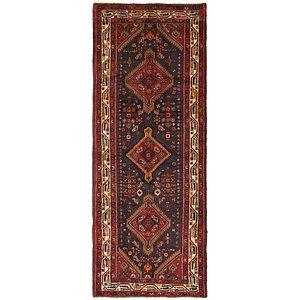 3' 6 x 9' 6 Mazlaghan Persian Runne...