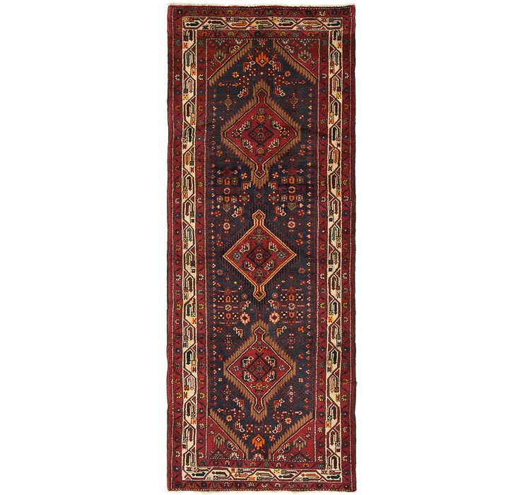 3' 6 x 9' 6 Mazlaghan Persian Runne...