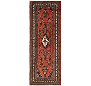 Link to 3' 5 x 9' 5 Hamedan Persian Runner Rug