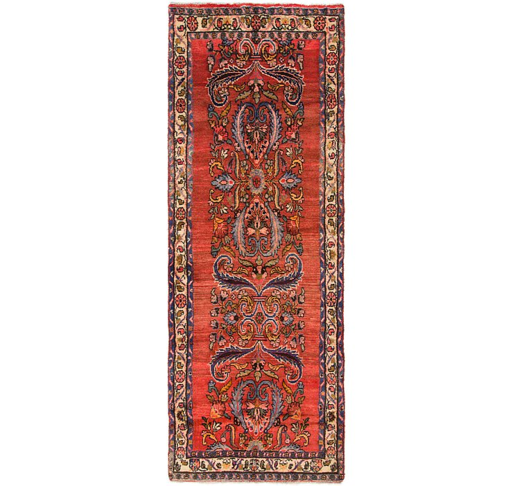 3' 2 x 9' 2 Shahrbaft Persian Runne...