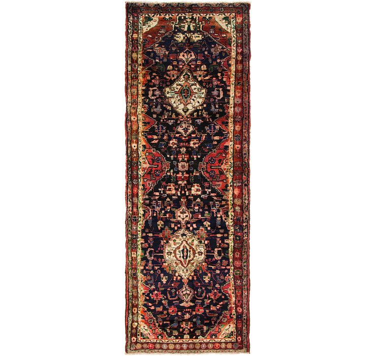 3' 5 x 10' Koliaei Persian Runner ...