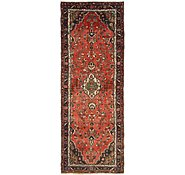 Link to 3' 10 x 11' 3 Hamedan Persian Runner Rug