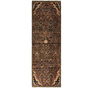 Link to 2' 9 x 8' 3 Hossainabad Persian Runner Rug