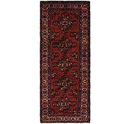 Link to 115cm x 305cm Hamedan Persian Runner Rug