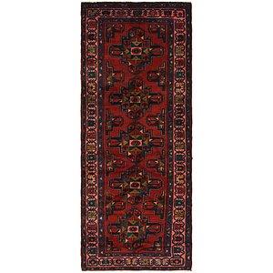 Link to 3' 9 x 10' Hamedan Persian Runner... item page