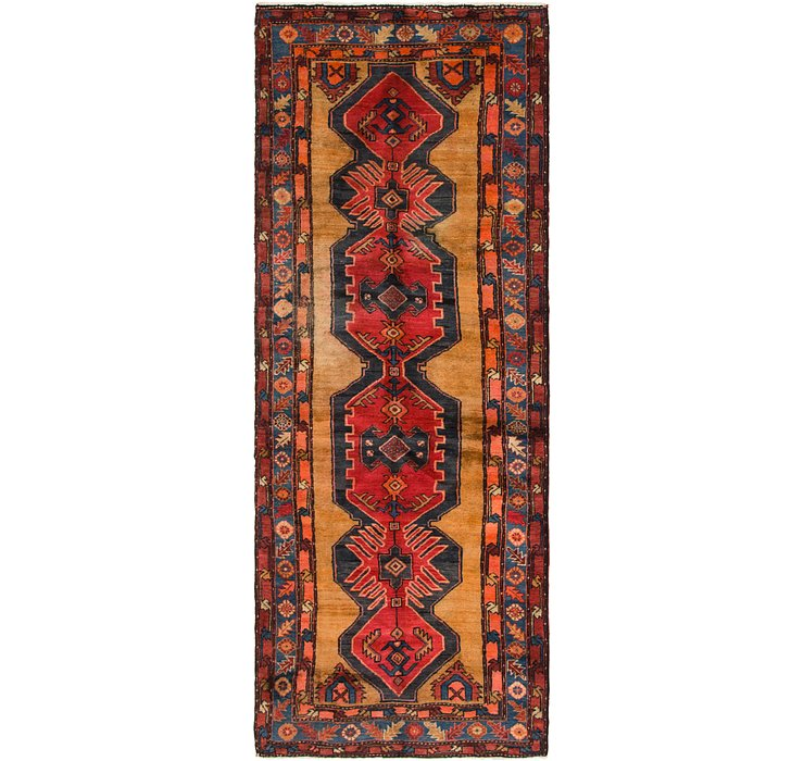 3' 8 x 9' 9 Sarab Persian Runner Rug
