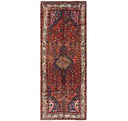 Link to 3' 3 x 8' 9 Hamedan Persian Runner Rug